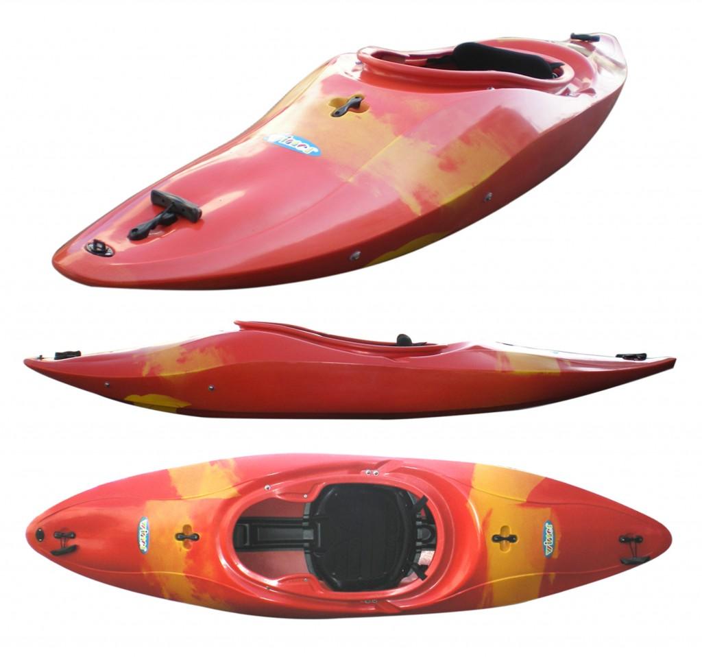 Storm kayak